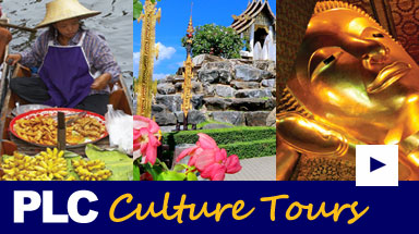 Thai Culture Tours at PLC School